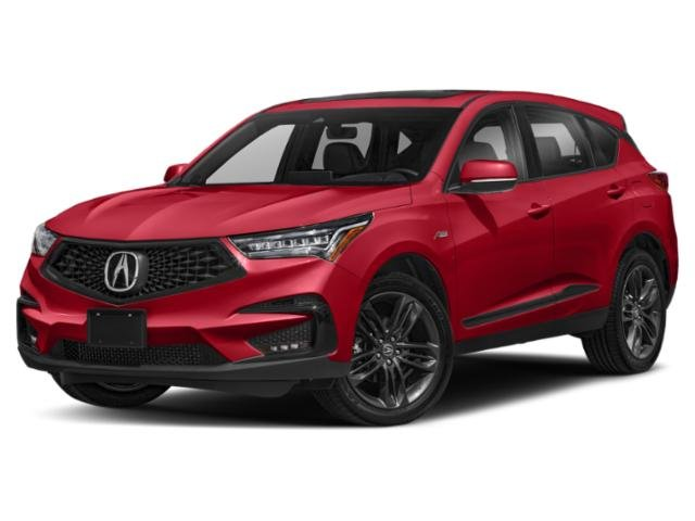 2021 Acura RDX w/A-Spec Package FWD w/A-Spec Package Turbo Premium Unleaded I-4 2.0 L/122 [12]