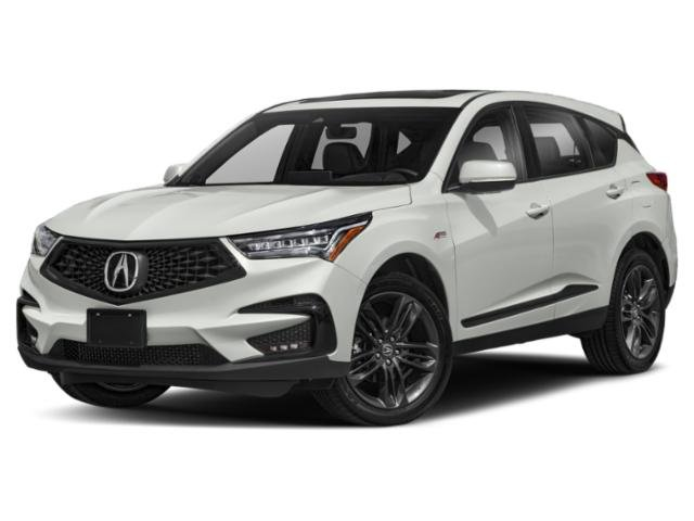 2021 Acura RDX w/A-Spec Package FWD w/A-Spec Package Turbo Premium Unleaded I-4 2.0 L/122 [14]