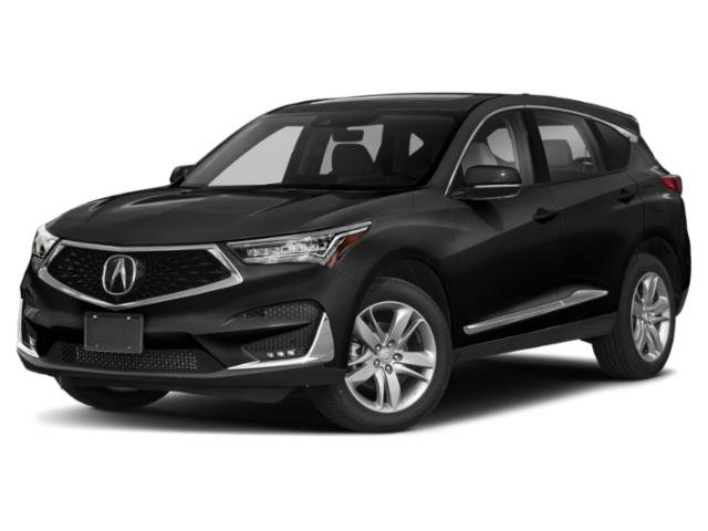 2021 Acura RDX w/Advance Package FWD w/Advance Package Turbo Premium Unleaded I-4 2.0 L/122 [0]