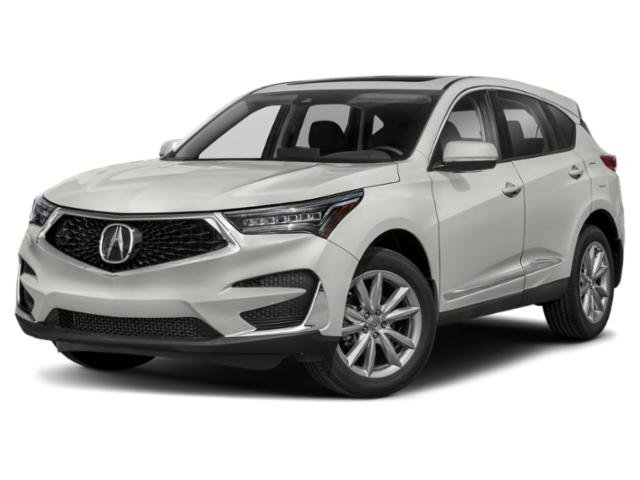 2021 Acura RDX BASE FWD Turbo Premium Unleaded I-4 2.0 L/122 [17]