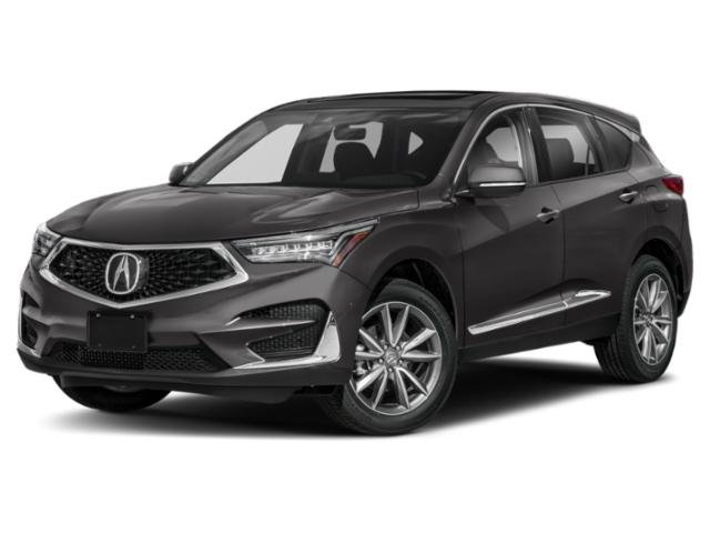 2021 Acura RDX w/Technology Package FWD w/Technology Package Turbo Premium Unleaded I-4 2.0 L/122 [0]