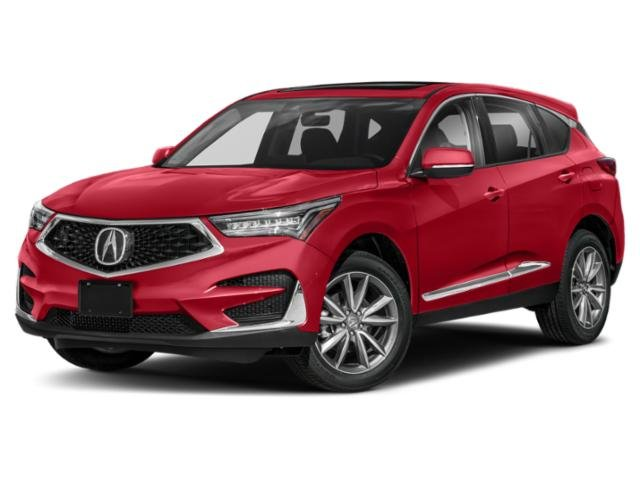 2021 Acura RDX w/Technology Package FWD w/Technology Package Turbo Premium Unleaded I-4 2.0 L/122 [18]