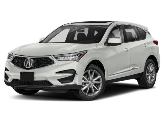 2021 Acura RDX w/Technology Package FWD w/Technology Package Turbo Premium Unleaded I-4 2.0 L/122 [3]