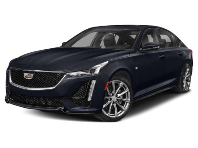 2021 Cadillac CT5 Luxury 4dr Sdn Luxury Turbocharged Gas I4 2.0L/ [0]