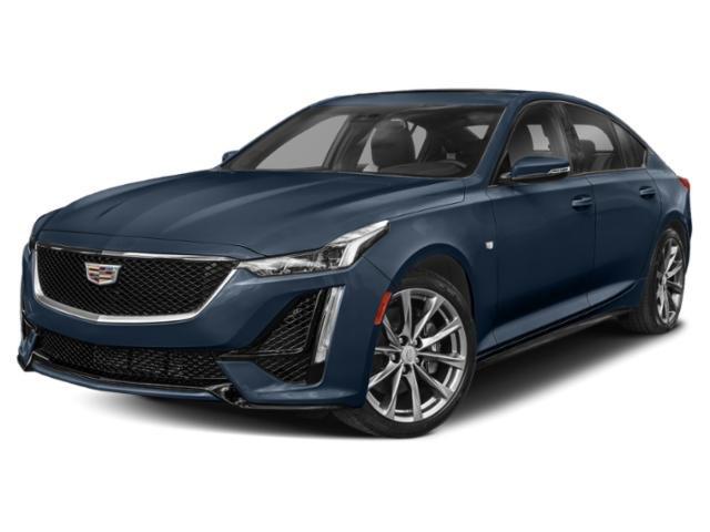2021 Cadillac CT5 V-Series 4dr Sdn V-Series Turbocharged Gas V6 3.0L/ [8]