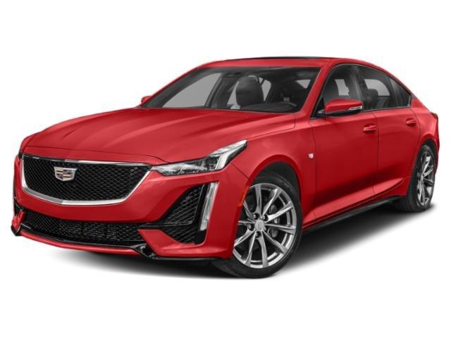 2021 Cadillac CT5 V-Series 4dr Sdn V-Series Turbocharged Gas V6 3.0L/ [15]