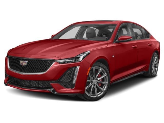 2021 Cadillac CT5 Premium Luxury 4dr Sdn Premium Luxury Turbocharged Gas I4 2.0L/ [1]