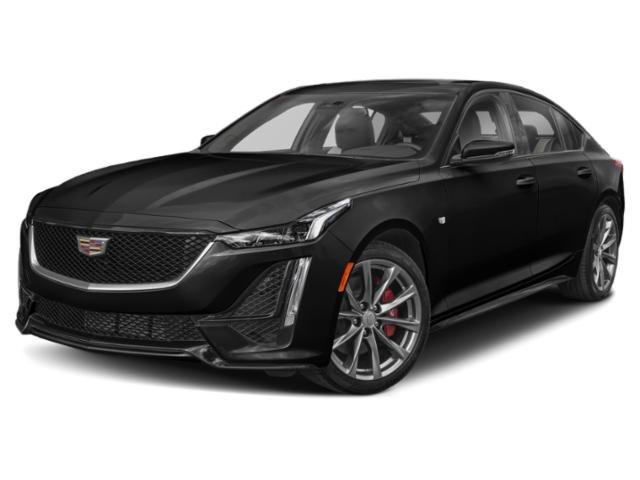 2021 Cadillac CT5 Luxury 4dr Sdn Luxury Turbocharged Gas I4 2.0L/ [2]