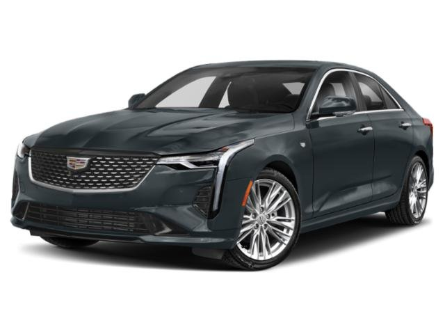 2021 Cadillac CT4 Premium Luxury 4dr Sdn Premium Luxury Turbocharged I4 2.0L/ [6]