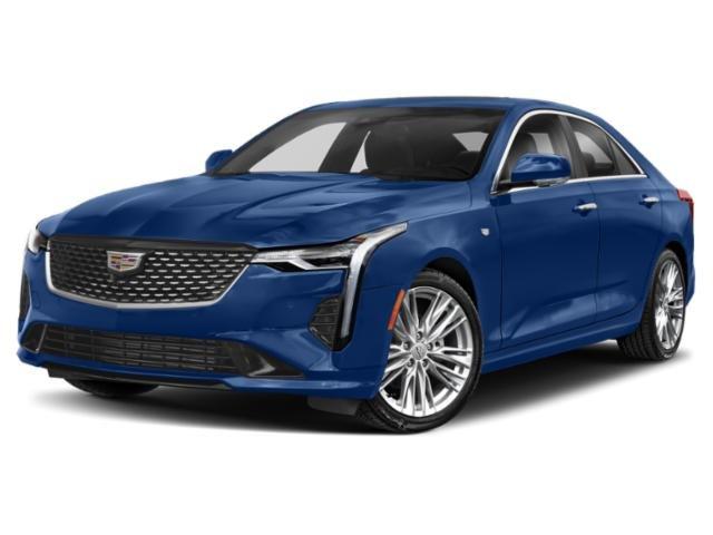 2021 Cadillac CT4 Premium Luxury 4dr Sdn Premium Luxury Turbocharged I4 2.0L/ [6]