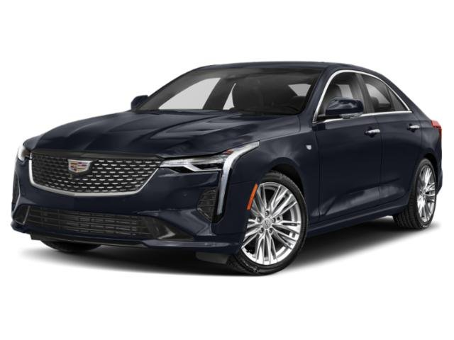 2021 Cadillac CT4 Premium Luxury 4dr Sdn Premium Luxury Turbocharged I4 2.0L/ [7]