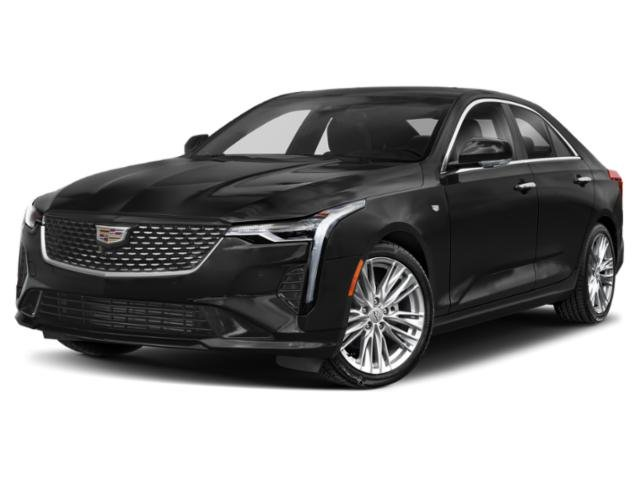 2021 Cadillac CT4 V-Series 4dr Sdn V-Series Turbocharged I4 2.7L/ [13]