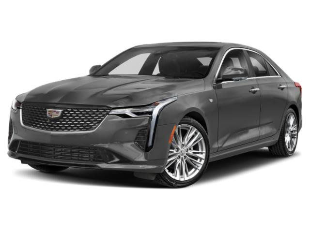 2021 Cadillac CT4 Premium Luxury 4dr Sdn Premium Luxury Turbocharged I4 2.0L/ [1]