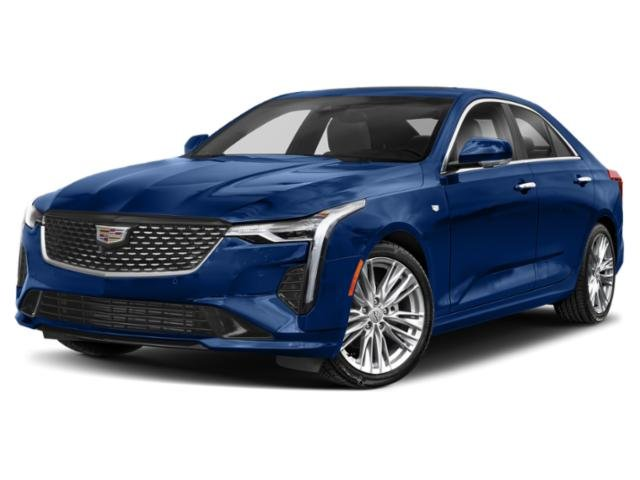 2021 Cadillac CT4 V-Series 4dr Sdn V-Series Turbocharged I4 2.7L/ [7]