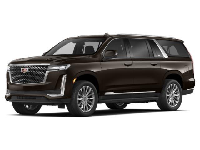 2021 Cadillac Escalade ESV Premium Luxury Platinum 4WD 4dr Premium Luxury Platinum Gas V8 6.2L/376 [7]