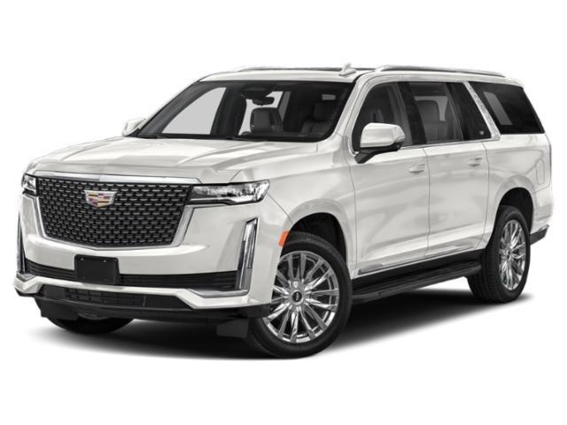2021 Cadillac Escalade ESV Sport Platinum 4WD 4dr Sport Platinum Gas V8 6.2L/376 [1]