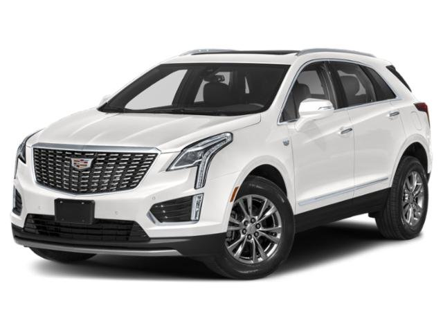 2021 Cadillac XT5 AWD Luxury AWD 4dr Luxury Turbocharged Gas I4 2.0L/ [2]