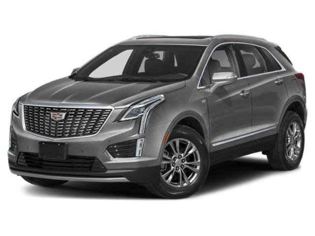 2021 Cadillac XT5 Premium Luxury AWD 4dr Premium Luxury Turbocharged Gas I4 2.0L/ [2]