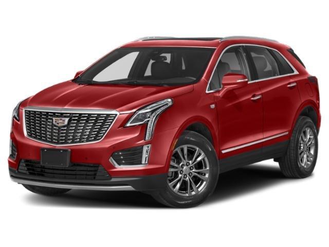 2021 Cadillac XT5 FWD Luxury FWD 4dr Luxury Turbocharged Gas I4 2.0L/ [10]