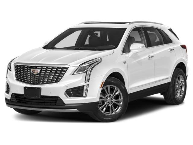 2021 Cadillac XT5 FWD Luxury FWD 4dr Luxury Turbocharged Gas I4 2.0L/ [1]
