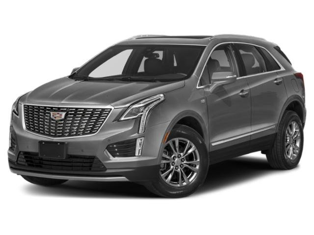2021 Cadillac XT5 FWD Luxury FWD 4dr Luxury Turbocharged Gas I4 2.0L/ [3]