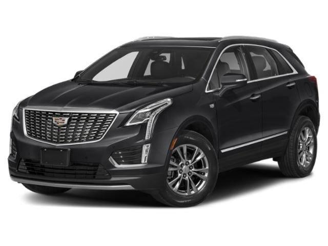 2021 Cadillac XT5 FWD Luxury FWD 4dr Luxury Turbocharged Gas I4 2.0L/ [4]