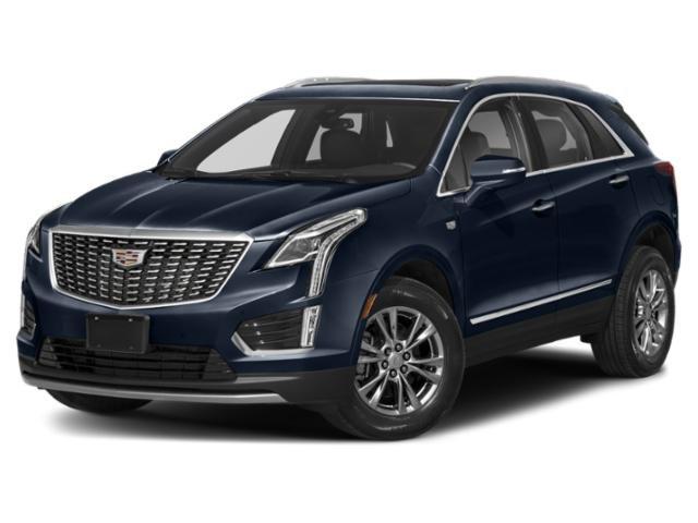 2021 Cadillac XT5 FWD Premium Luxury FWD 4dr Premium Luxury Gas V6 3.6L/222 [12]