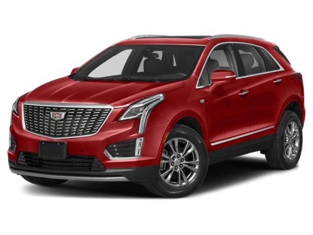2021 Cadillac XT5 FWD Premium Luxury FWD 4dr Premium Luxury Turbocharged Gas I4 2.0L/ [4]