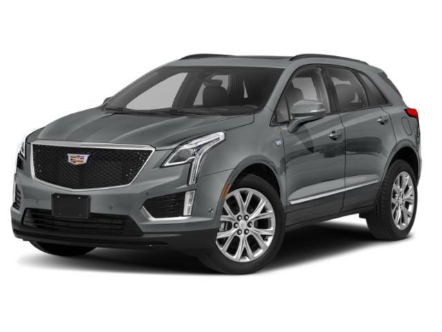 2021 Cadillac XT5 AWD Sport AWD 4dr Sport Gas V6 3.6L/222 [9]