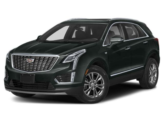 2021 Cadillac XT5 FWD Luxury FWD 4dr Luxury Turbocharged Gas I4 2.0L/ [8]