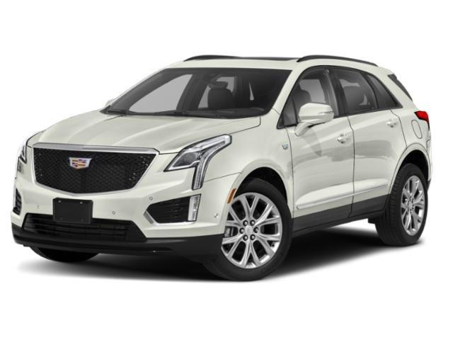 2021 Cadillac XT5 Sport AWD 4dr Sport Gas V6 3.6L/222 [1]