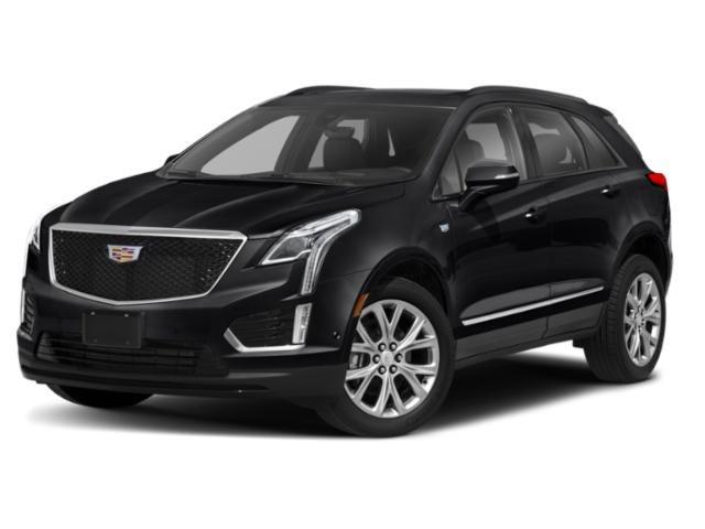 2021 Cadillac XT5 Sport AWD 4dr Sport Gas V6 3.6L/222 [0]