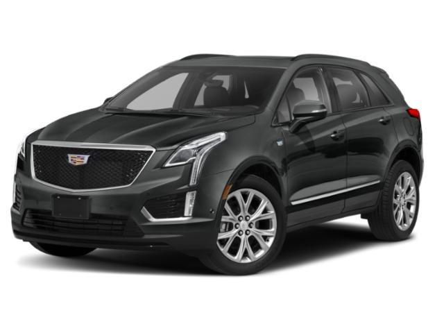 2021 Cadillac XT5 Sport AWD 4dr Sport Gas V6 3.6L/222 [2]
