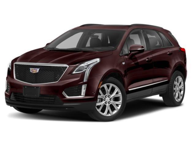2021 Cadillac XT5 Sport AWD 4dr Sport Gas V6 3.6L/222 [7]