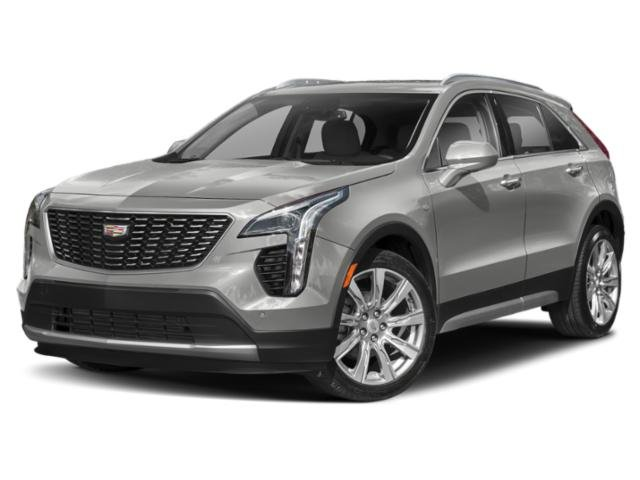 2021 Cadillac XT4 FWD Luxury FWD 4dr Luxury Turbocharged Gas I4 2.0L/ [3]