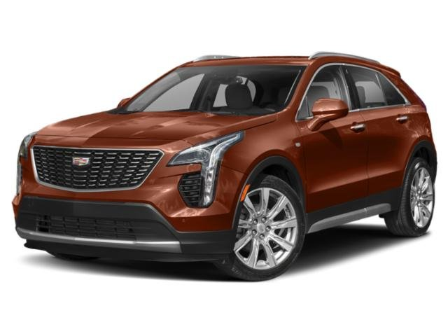 2021 Cadillac XT4 FWD Luxury FWD 4dr Luxury Turbocharged Gas I4 2.0L/ [12]