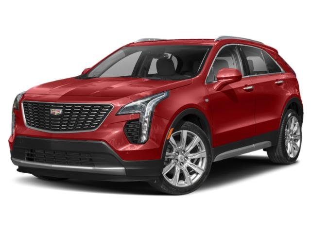 2021 Cadillac XT4 FWD Luxury FWD 4dr Luxury Turbocharged Gas I4 2.0L/ [8]
