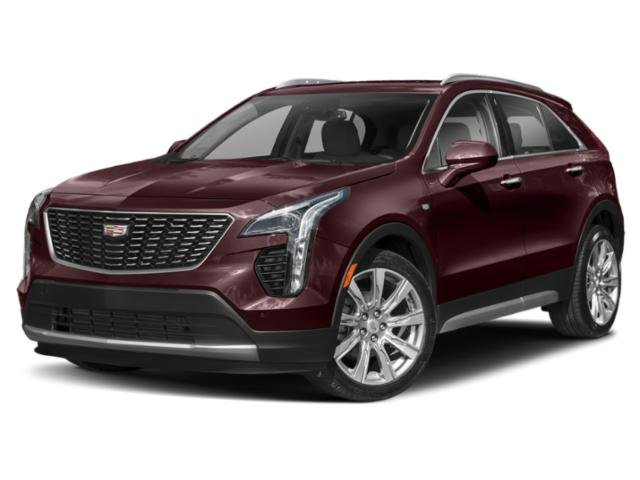 2021 Cadillac XT4 FWD Luxury FWD 4dr Luxury Turbocharged Gas I4 2.0L/ [0]