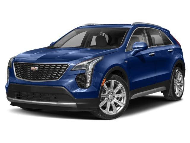 2021 Cadillac XT4 FWD Sport FWD 4dr Sport Turbocharged Gas I4 2.0L/ [11]