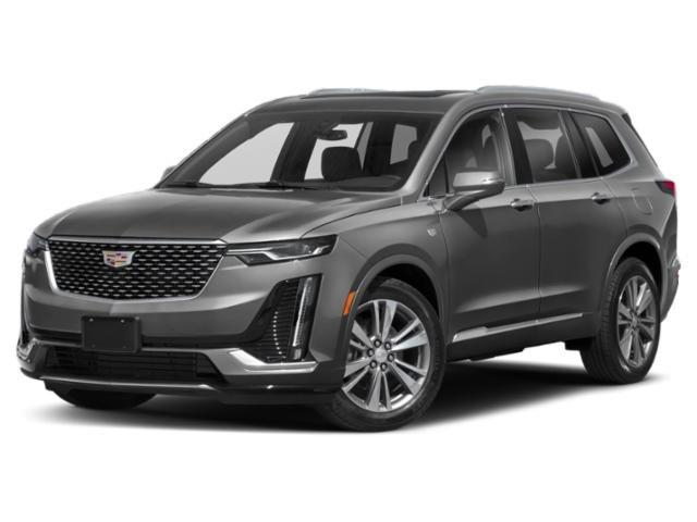 2021 Cadillac XT6 Premium Luxury FWD 4dr Premium Luxury Gas V6 3.6L/222 [0]