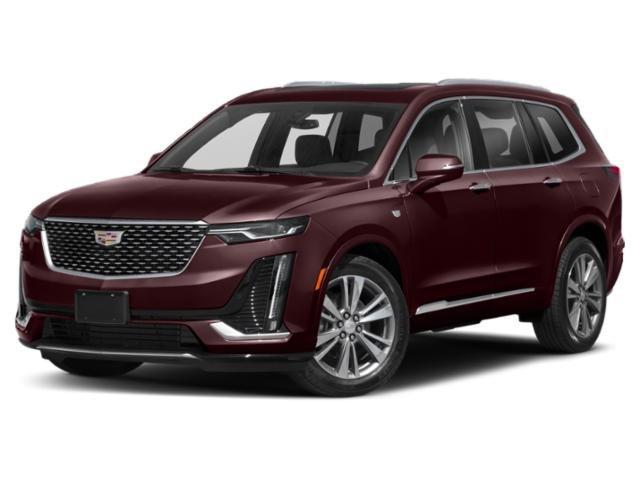 2021 Cadillac XT6 Premium Luxury FWD 4dr Premium Luxury Gas V6 3.6L/222 [4]