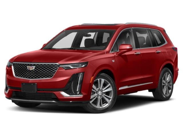 2021 Cadillac XT6 Premium Luxury FWD 4dr Premium Luxury Gas V6 3.6L/222 [5]