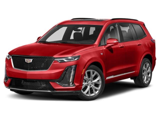 2021 Cadillac XT6 Sport AWD 4dr Sport Gas V6 3.6L/222 [10]