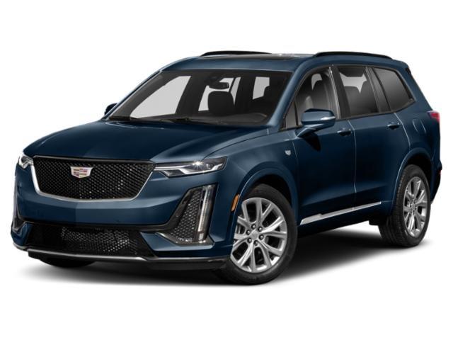 2021 Cadillac XT6 Luxury FWD 4dr Luxury Gas I4 2.0/ [3]