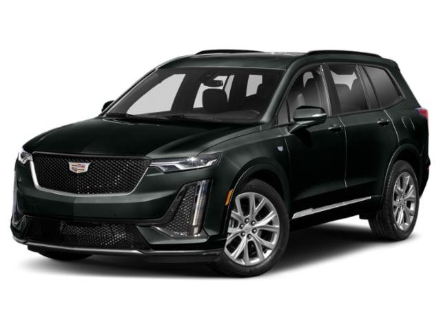 2021 Cadillac XT6 Sport AWD 4dr Sport Gas V6 3.6L/222 [4]