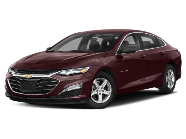 2021 Chevrolet Malibu LS 4dr Sdn LS w/1LS Turbocharged Gas I4 1.5L/91 [17]