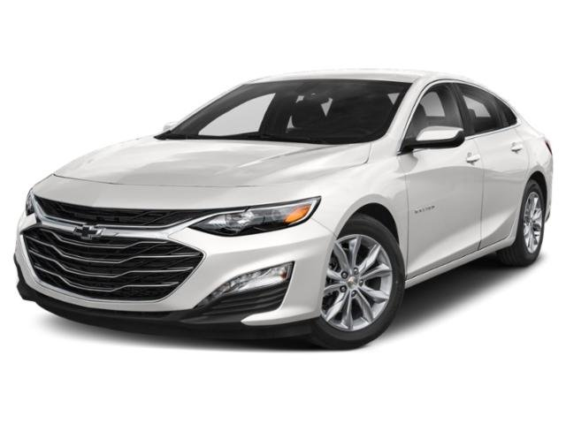 2021 Chevrolet Malibu LT 4dr Sdn LT Turbocharged Gas I4 1.5L/91 [16]