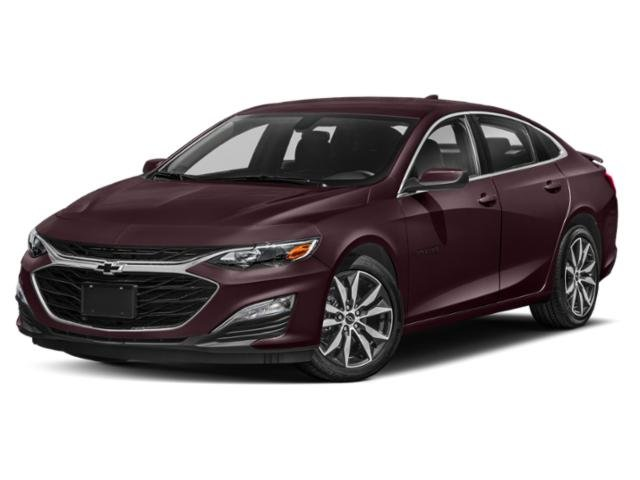 2021 Chevrolet Malibu RS 4dr Sdn RS Turbocharged Gas I4 1.5L/91 [2]
