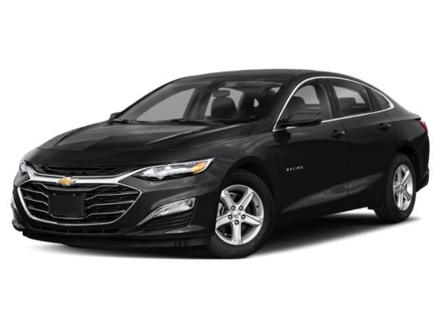 2021 Chevrolet Malibu LS 4dr Sdn LS w/1LS Turbocharged Gas I4 1.5L/91 [2]