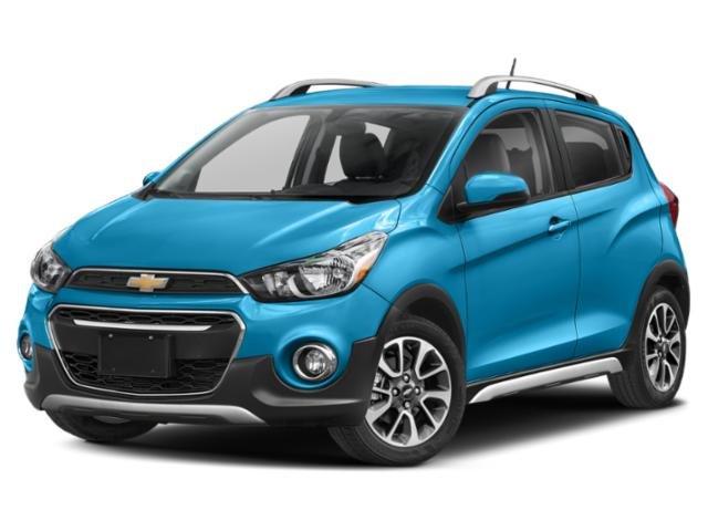 2021 Chevrolet Spark 1LT 4dr HB CVT 1LT Gas I4 1.4L/85 [11]
